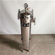 廠家生產銷售2號袋式不鏽鋼大流量過濾器
