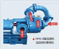 HFM耐腐耐磨压滤机喂料泵