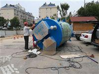 山东中王屋村污水排放泵站