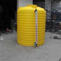 2000L卧式塑料水箱