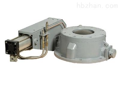 YDF-10Q ≤250℃充气式圆顶阀(进料阀)