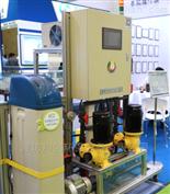 HCCL水厂消毒设备次氯酸钠发生器工艺流程
