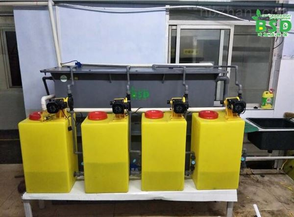 昆明无机实验室废水处理设备安装