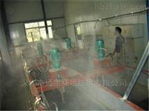 垃圾压缩站喷雾除臭设备工程