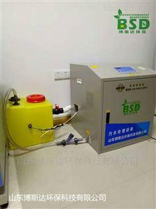 攀枝花污水处理设备性能可靠