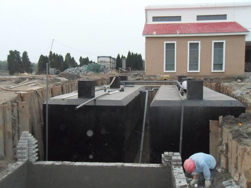 养猪场废水处理碳钢设备出水达标