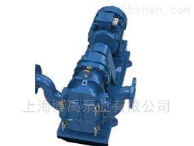 TLZB油库装卸扫舱油气混输凸轮式转子泵