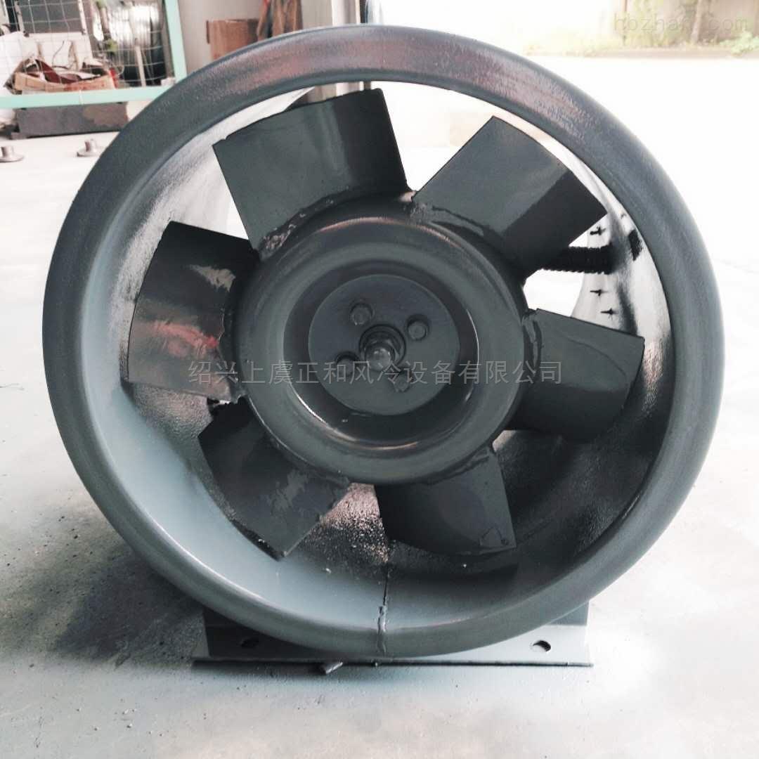 HTF(A)系列消防高温排烟轴流风机