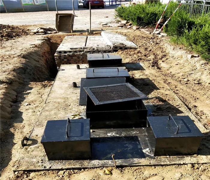 天津医院地埋式一体化污水处理设备