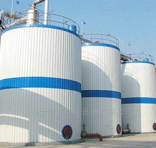 UASB厌氧反应器各部分构造介绍