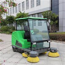 安康厂区用驾驶式扫地车玛西尔电动清扫车