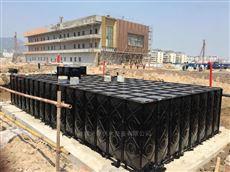 有效容积108m3云南消防恒压一体化给水设备装配式水箱厂家