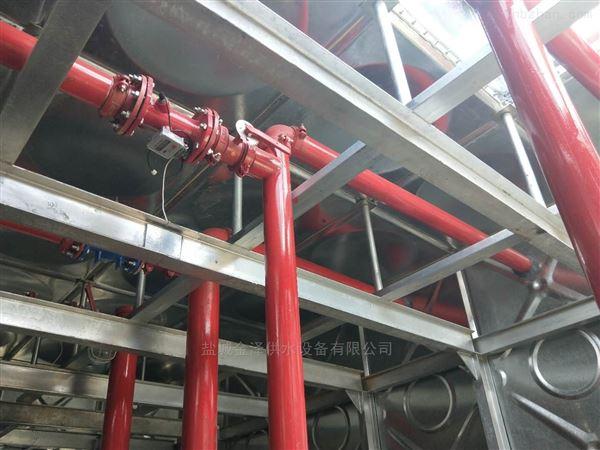 云南消防恒压一体化给水设备装配式水箱厂家