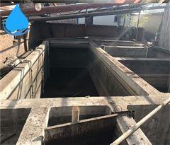 屠宰加工厂污水处理装置售后维修