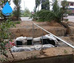 一体化农家乐生活污水处理设备