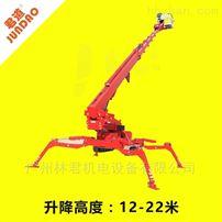 22米伸缩式臂架式高空作业车