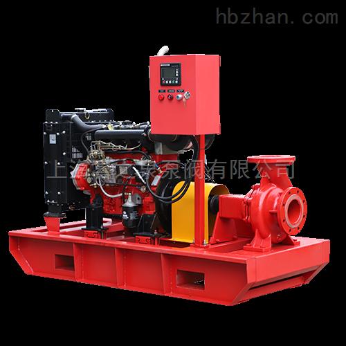 柴油机多级消防泵产品特点