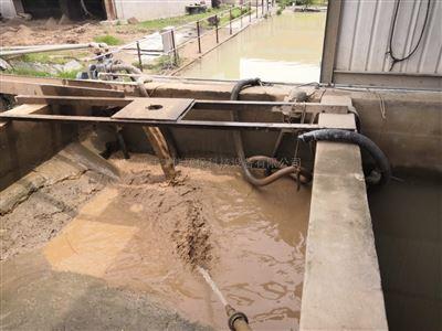 打樁泥水分離機