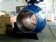 涡轮全焊接燃气球阀
