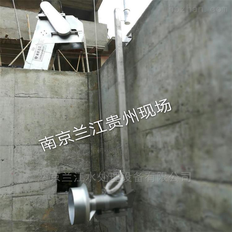 污水搅拌器作用