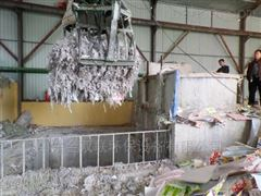 sl纸厂纸塑分离机
