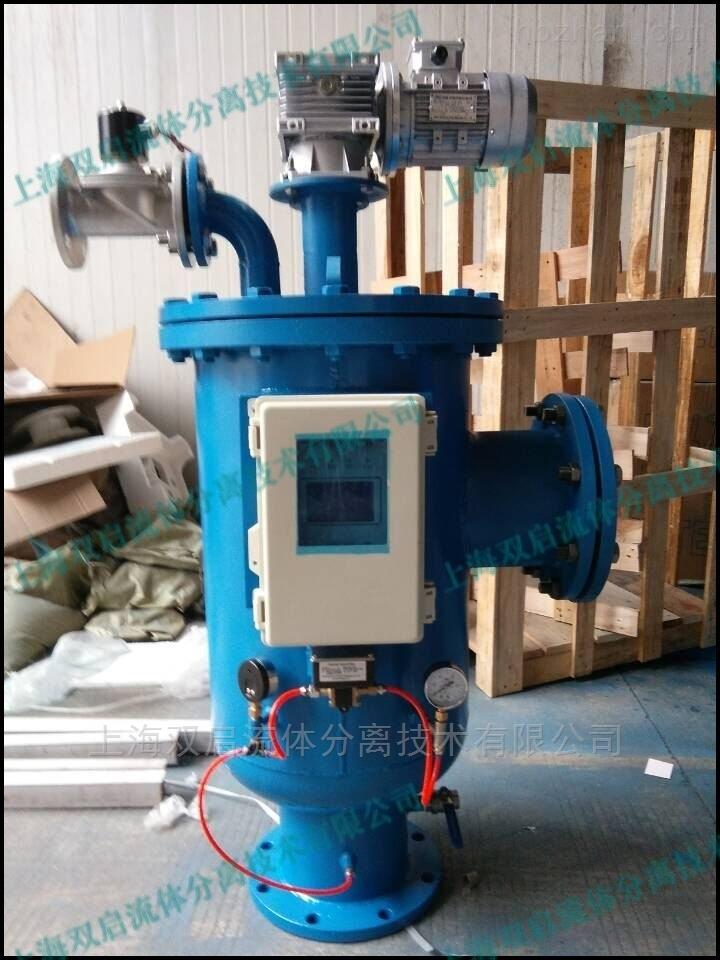 SY-上海电动刷式自清洗过滤器