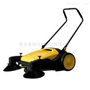 手推式工厂扫地机无动力工业扫地车