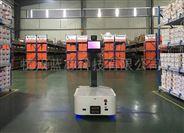 视觉导航机器人|无轨AGV