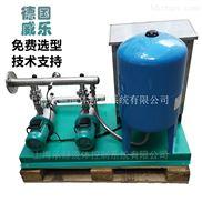 恒压变频供水系统一控二