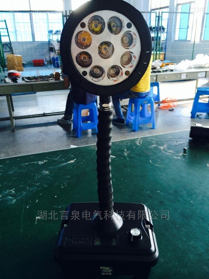 FW6105/SL轻便式移动工作灯LED27W抢险灯