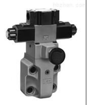 油研YUKEN电磁控制溢流阀BST-03系列参考图