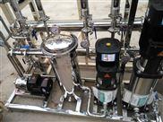 HT-NF40L-超滤+分子量300纳滤膜浓缩分离设备