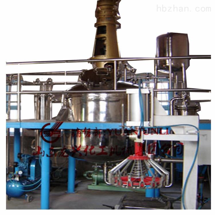 山东龙兴涂料生产设备(A型)