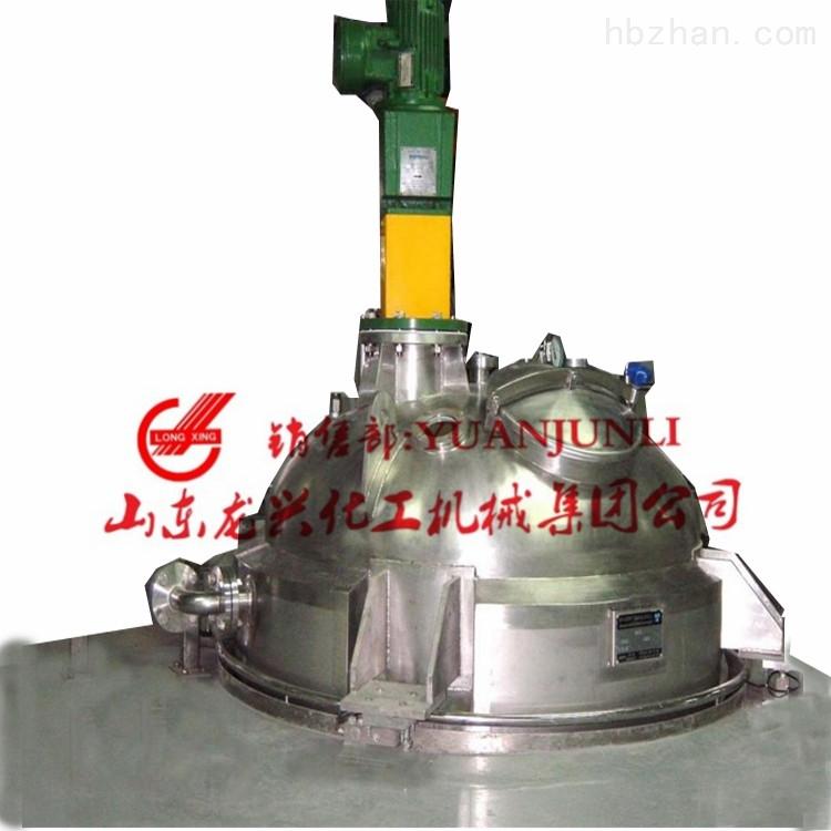 山东龙兴汽加热反应釜(夹套形式)厂家