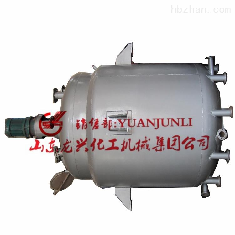 山东龙兴搪瓷反应釜专业厂家 电加热规格全