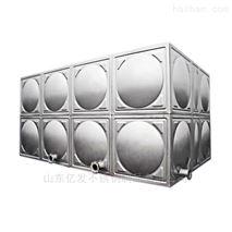 厂家可订做方形不锈钢水箱