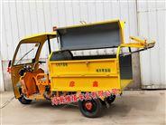 河南彦鑫牌小型垃圾车液压自卸装置