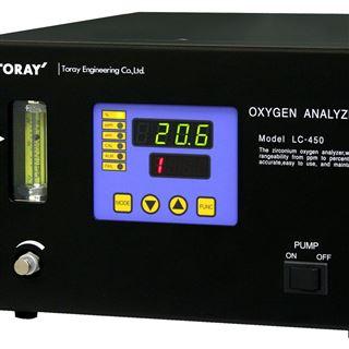 LC-450A氧化锆氧气分析器