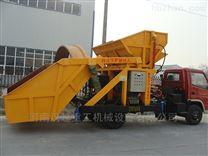 混凝土喷浆车生产厂家