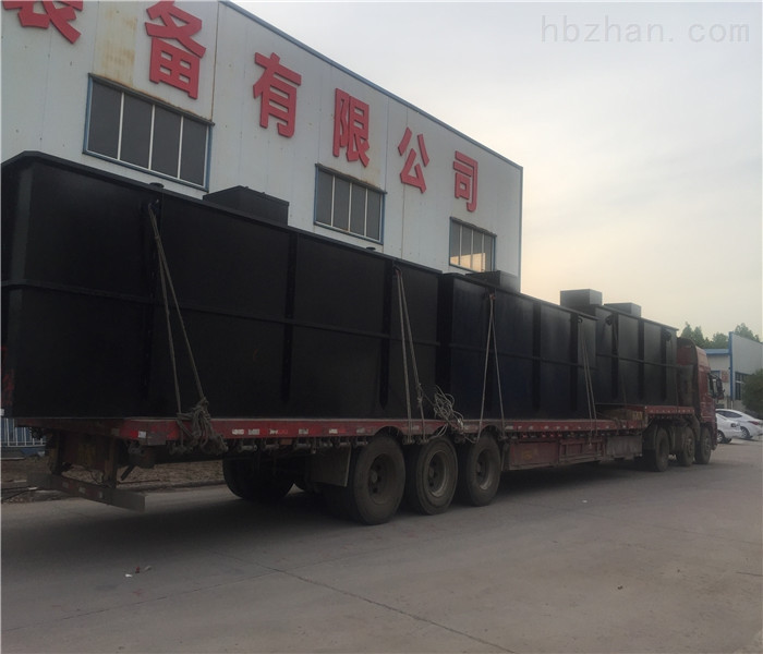 丽江酒店宾馆废水一体化处理设备厂家价格