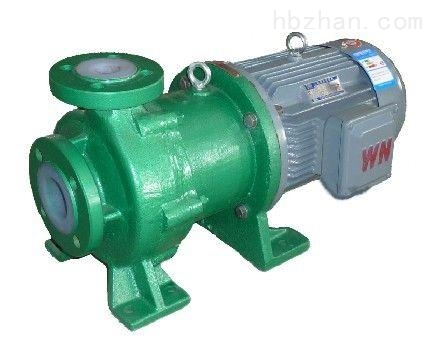 CQB防腐耐酸碱氟塑料磁力泵