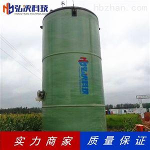 污水处理提升泵站