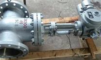 不鏽鋼法蘭式電動閘閥