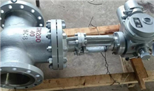 電動高壓鑄鐵閘閥