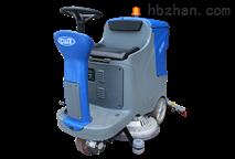 西安工廠專用全自動駕駛式洗地機