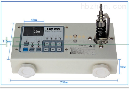 小零件的破坏实验用的电批扭矩检验仪