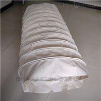 四川帆布粉尘耐磨输送帆布伸缩布袋价格