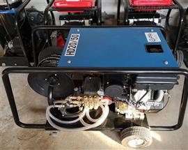HD20/50柴油机式管道疏通机