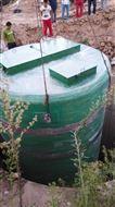陕西污水强排一体化泵站