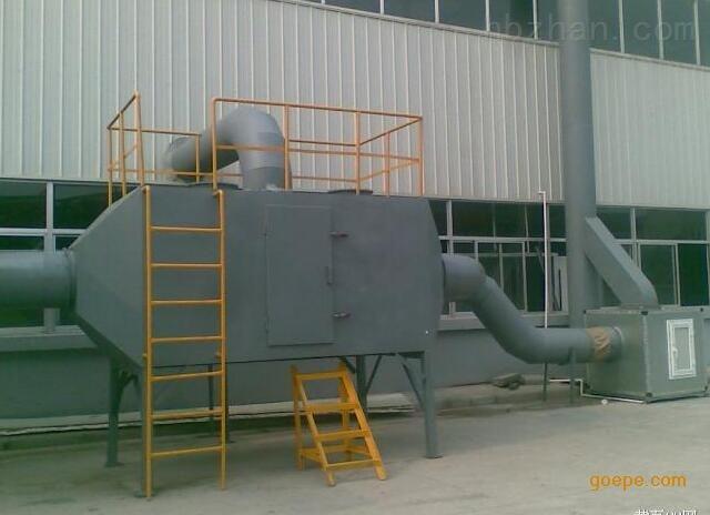 常州儒林纸箱包装厂废气处理——